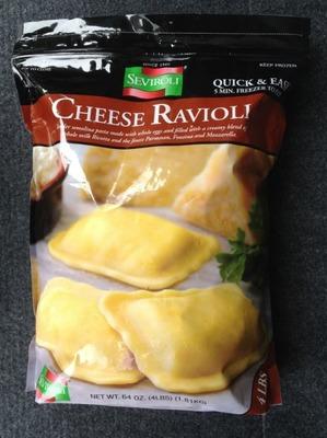SEVIROLI チーズラビオリ ラージサイズ