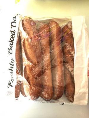 カークランド バゲットサンドイッチ 6本入り