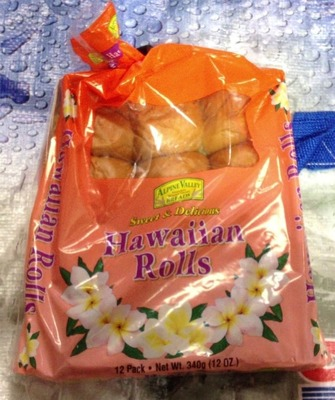ALPINE VALLEY BREAD ハワイアンロール (hawaiian rolls)