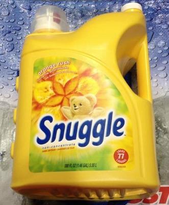 スナッグル オレンジ ラッシュ 衣料用柔軟剤