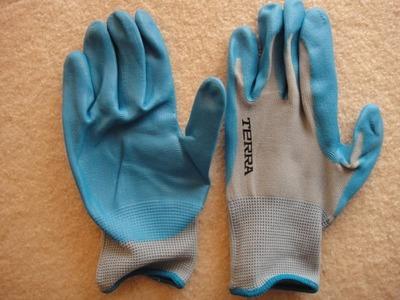 アリエルママさん[3]が投稿したTERRA レディース ガーデン手袋 9双セット 3色アソートの写真