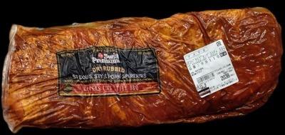 カークランド USスペアリブ カンザスシティ BBQ 解凍