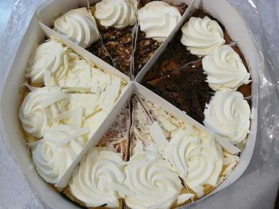 (名無し)さん[7]が投稿したチーズケーキファクトリー グランド チーズケーキ コレクションの写真