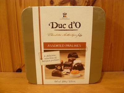Duc D'O ダクド チョコレート アソート プラリネ