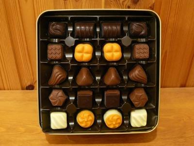 (名無し)さん[4]が投稿したDuc D'O ダクド チョコレート アソート プラリネの写真