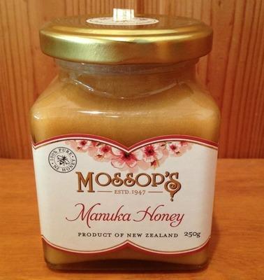 (名無し)さん[16]が投稿したMOSSOP'S マヌカハニー 250gの写真
