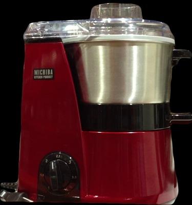 (名無し)さん[3]が投稿した山本電気 MICHIBA KITCHEN PRODUCT マスターカット Glossy Red MB-MM22R (フードプロセッサー)の写真