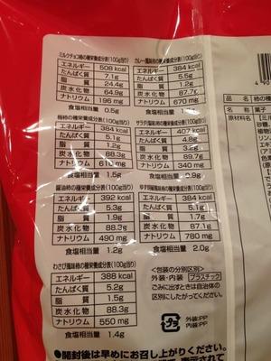 (名無し)さん[3]が投稿した稲葉ピーナツ 柿の種MIX 7種盛りの写真