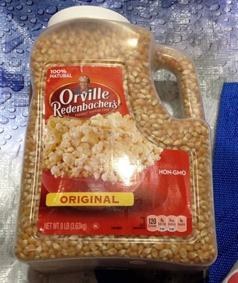 orville redenbacher's 8lbs グルメ ポップコーン オリジナル