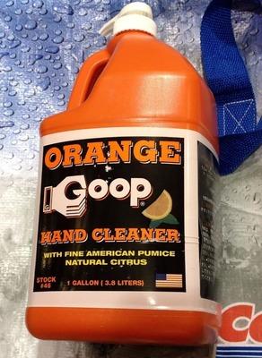 GOOP オレンジグープ ハンドクリーナー