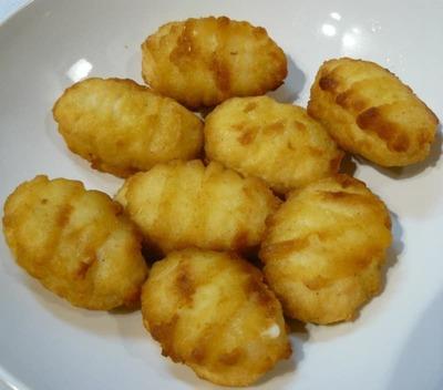 (名無し)さん[8]が投稿した伊藤ハム チキンナゲットキリクリームチーズ入りの写真