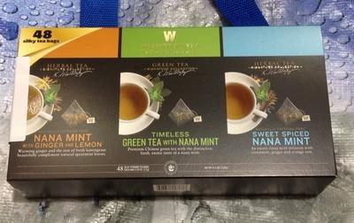 Wissotzky Tea ヴィソツキー ティー フレーバー ハーブティ 3種