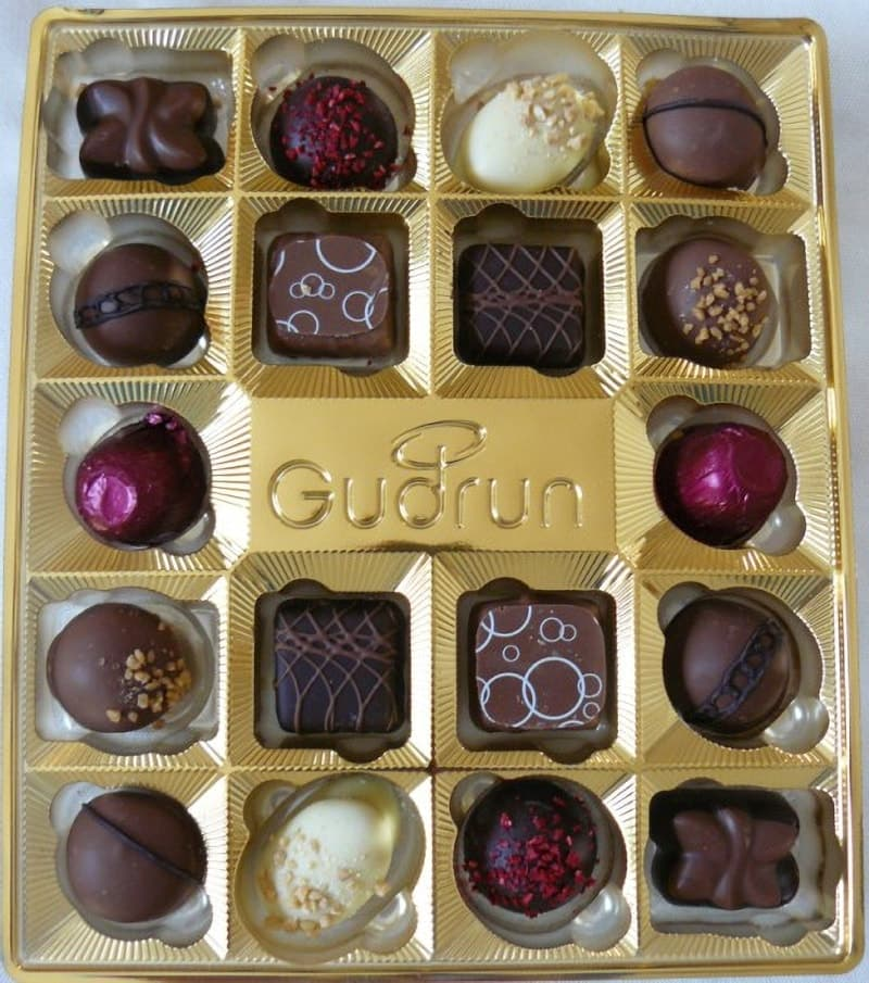 [11]が投稿したGudrun bag & Box (ガドラン ベルギー ムースチョコレート)の写真