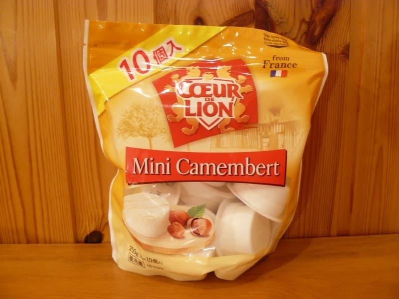 [2]が投稿したCOEUR DE LION クールドリヨン ミニカマンベールの写真