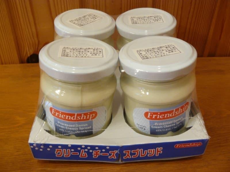 [2]が投稿したFriendship フレンドシップ クリームチーズ スプレッドの写真