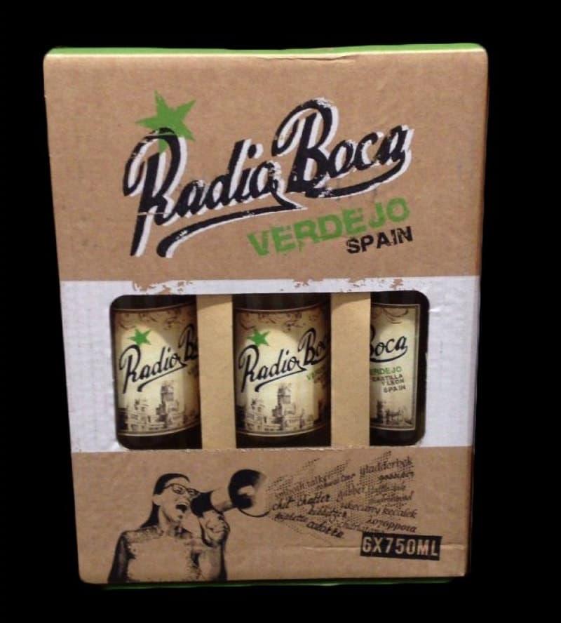 [2]が投稿したRadio Boca VERDEJO SPAIN ワインの写真