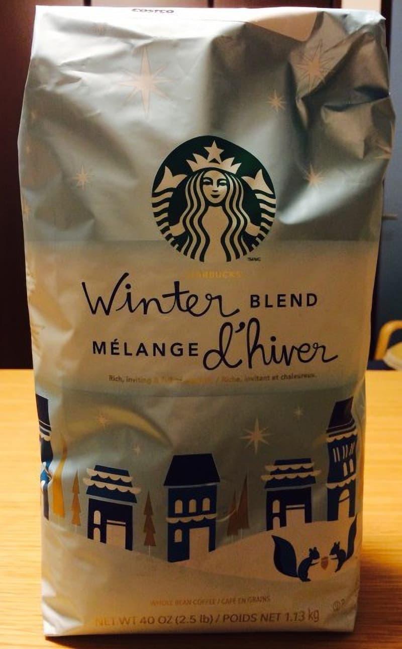 [8]が投稿したスターバックス ウィンター ブレンド Winter Blendの写真