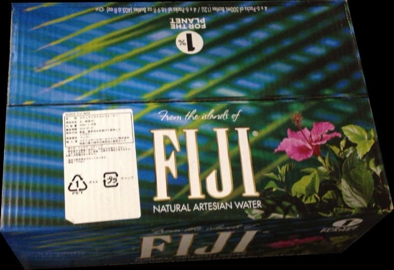 [2]が投稿したフィジー ウォーター FIJI WATERの写真