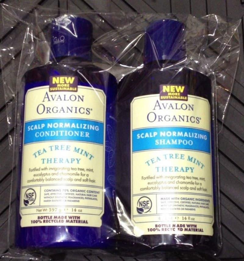 [2]が投稿したAvalon Organics アバロンオーガニクス シャンプー コンディショナーの写真