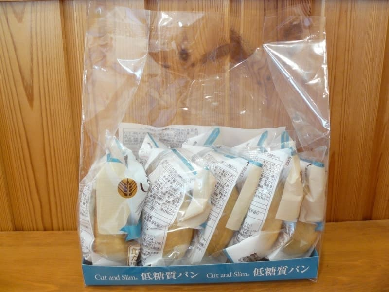 [4]が投稿したピアンタ Cut and Slim 低糖質パン 北海道クリームの写真