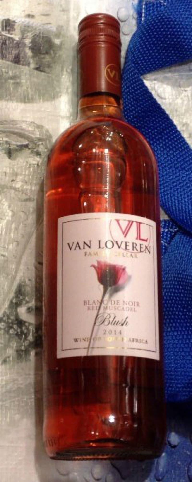 [2]が投稿したVan Loveren Blanc de Noir Red Muscadel Blush ファン・ローファラン ブラン・ド・ノワール シラーズの写真