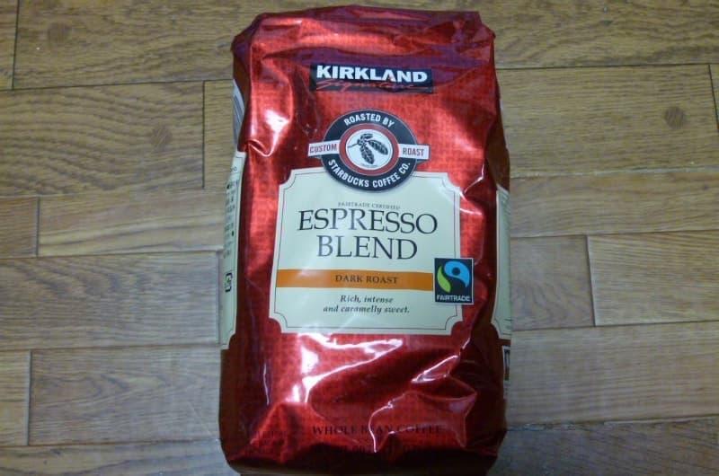 さくらさん[4]が投稿したカークランド スターバックスローストエスプレッソブレンドコーヒーの写真
