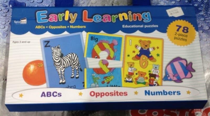 [2]が投稿したEarly Learning 教育パズルの写真