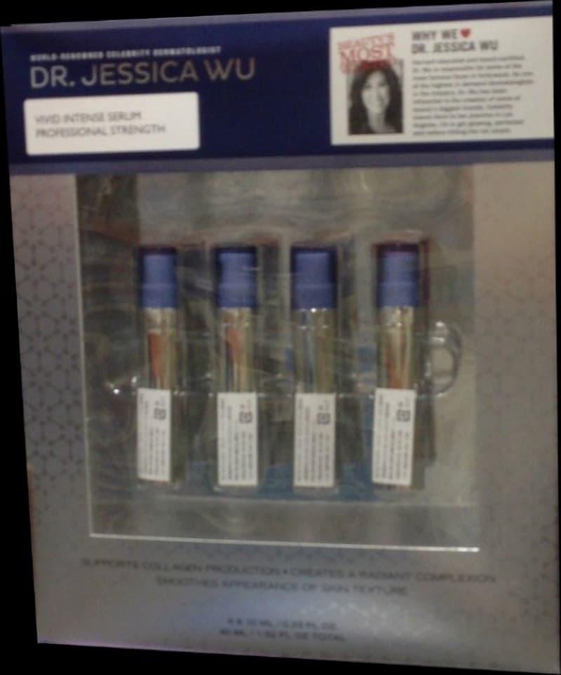 [2]が投稿したDr. Jessica Wu ジェシカウー ビビッドインテンス セラム 美容液の写真