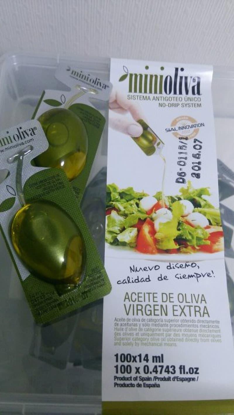 そりさん[3]が投稿したALCALA OLIVA EV00 100P (オリーブオイル)の写真