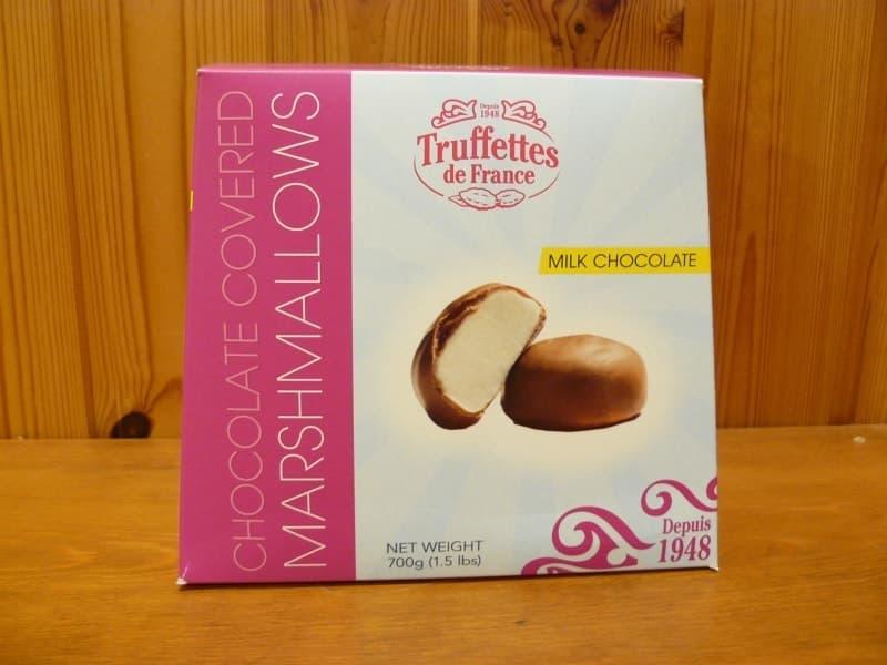 [2]が投稿したCHOCMOD Truffettes de FRANCE ミルクチョコレート マシュマロの写真