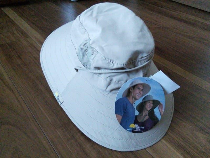 子ウサギ軍曹さん[2]が投稿したSun Protection Zone Booney Hat (日よけ帽子)の写真