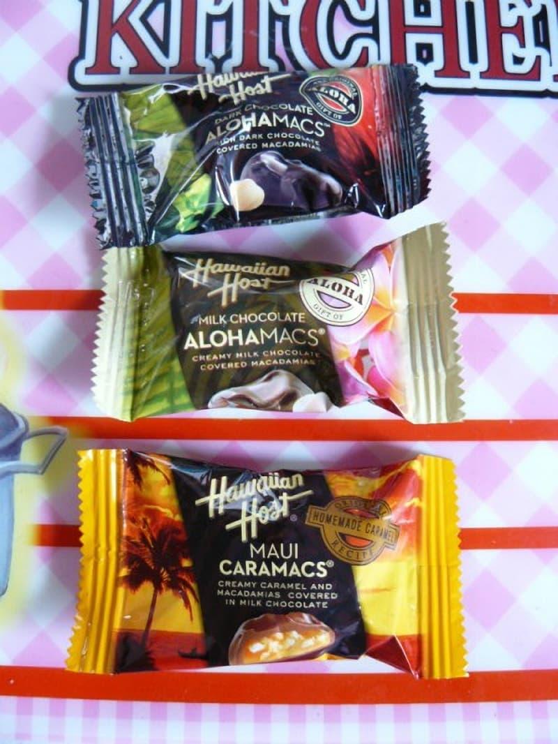 [9]が投稿したHawaiian Host パラダイス ディライト チョコレート アソートの写真