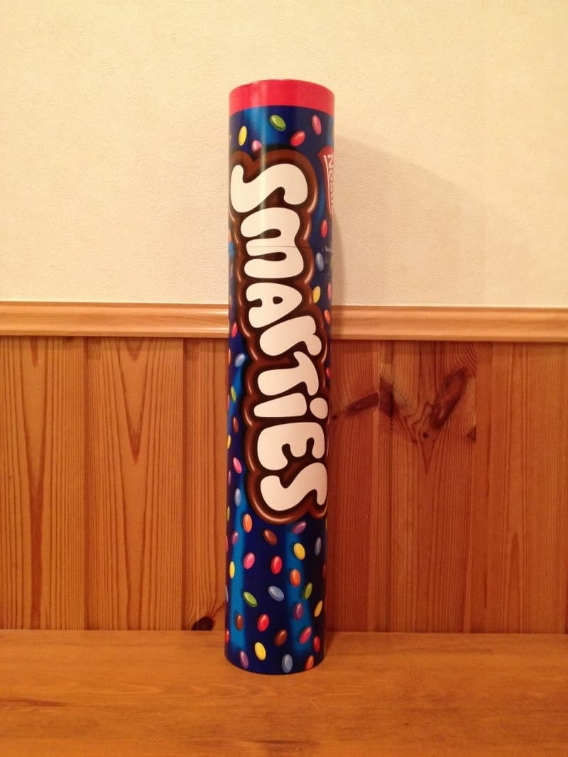 [2]が投稿したネスレ スマーティーズ チョコレート ジャイアントチューブ Smarties Giant Tubeの写真