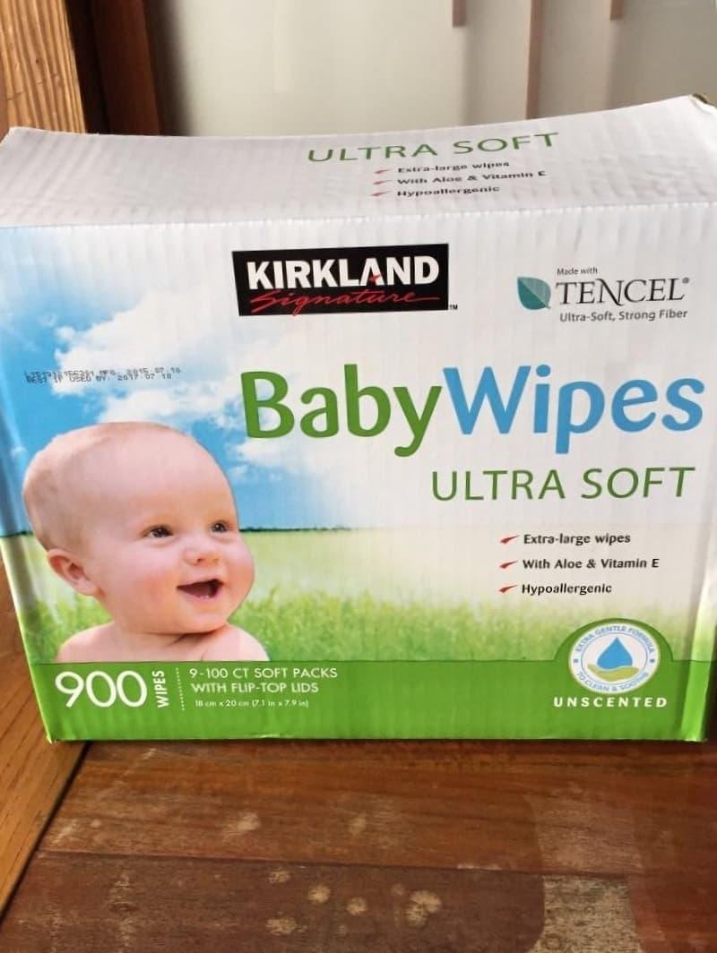 つくつくらさん[616]が投稿したカークランド ベビーワイプ (乳児用おしり拭き)の写真