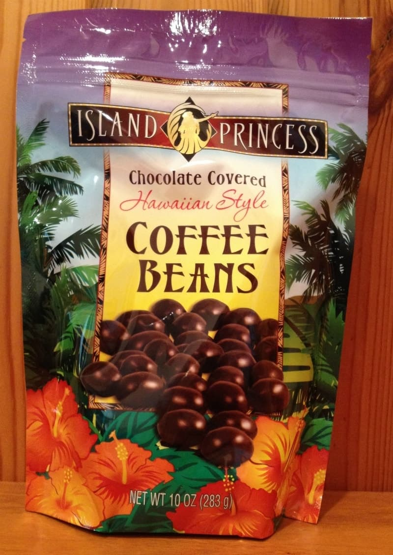 [2]が投稿したアイランドプリンセス チョコレートカバード コーヒービーンズの写真