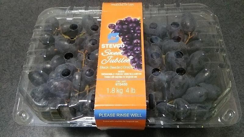 ちょろ・きゅうさん[2]が投稿したSTEVCO ブラックシーデッドグレープ Black Seeded Grapesの写真