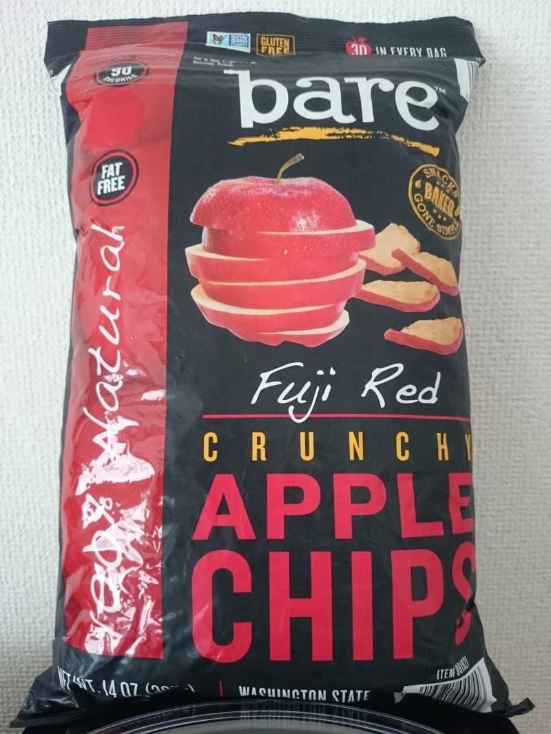 なるみぃさん[8]が投稿したBARE FOODS ふじりんごチップスの写真