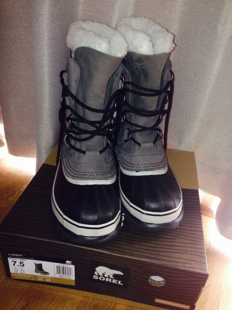 ゆかにゃさん[5]が投稿したSorel ソレル ブーツの写真