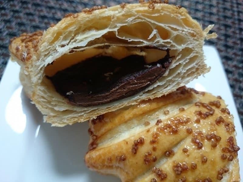 なるみぃさん[4]が投稿したカークランド ヘーゼルナッツチョコレートターンオーバーの写真