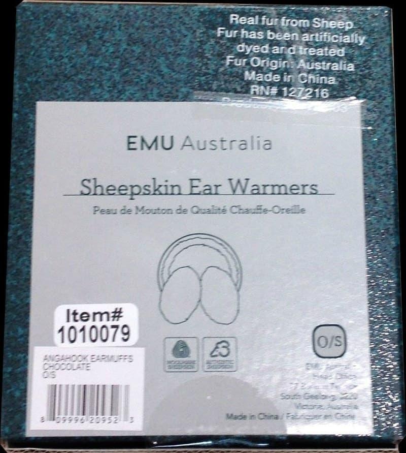 [6]が投稿したEmu Australia イヤーマフ 耳当て Sheepskin Ear Warmersの写真