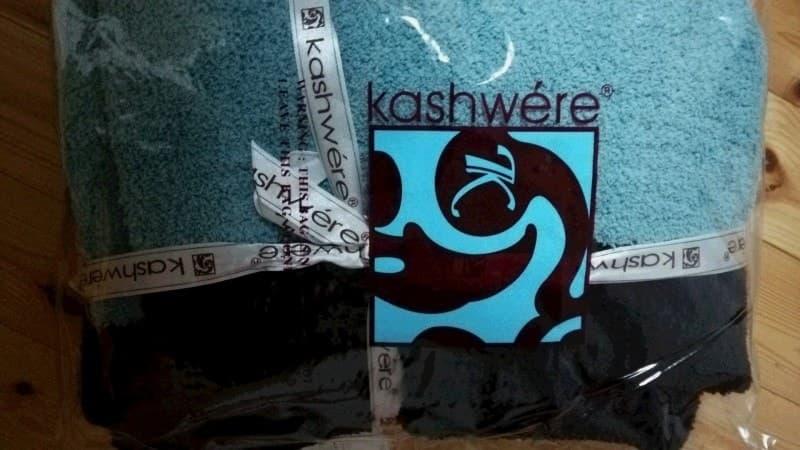 みゃーさん[5]が投稿したKashwere カシウェア ブランケットの写真