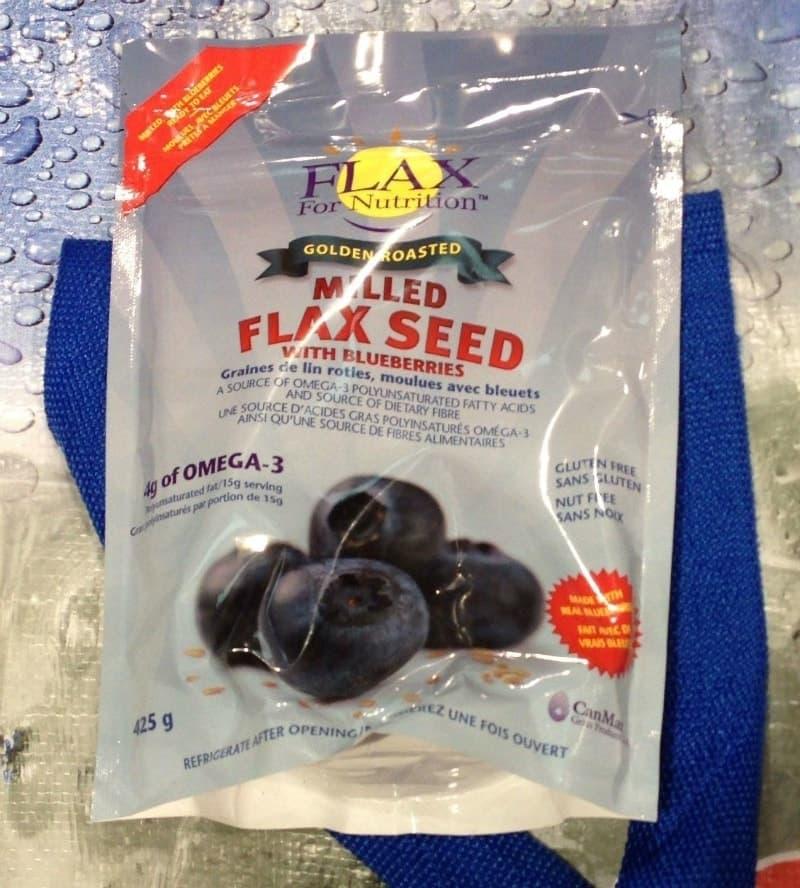 [2]が投稿したFLAX For Nutrition GOLDEN ROASTED ブルーベリー ローストフラックス シードミックスの写真
