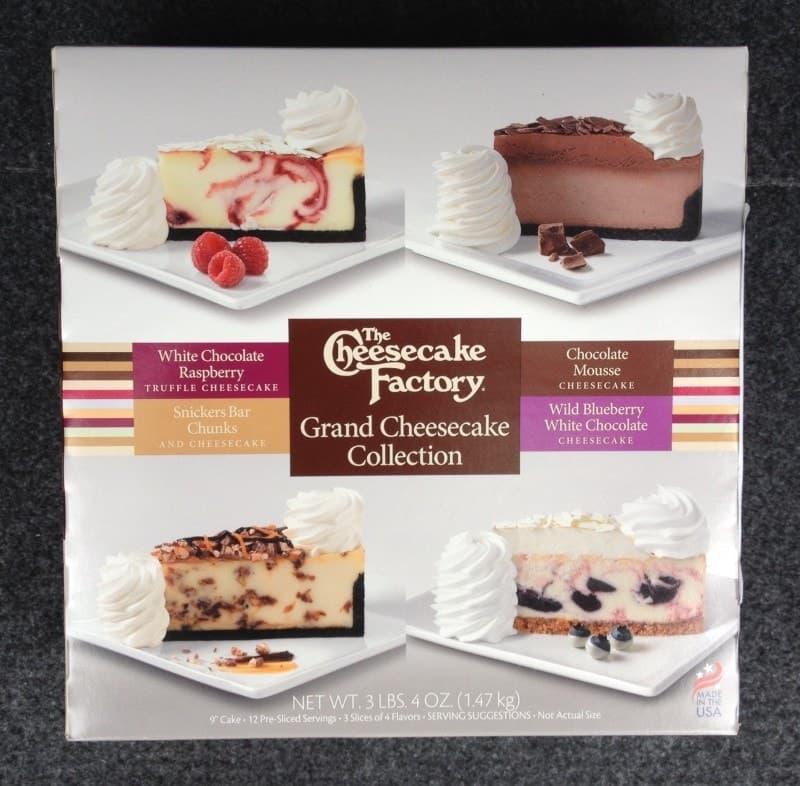 [2]が投稿したチーズケーキファクトリー グランド チーズケーキ コレクションの写真