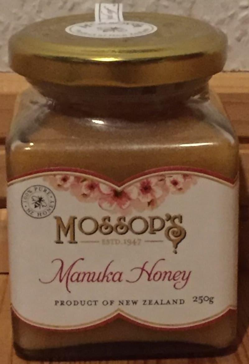 こうさん[2]が投稿したMOSSOP'S マヌカハニー 250gの写真