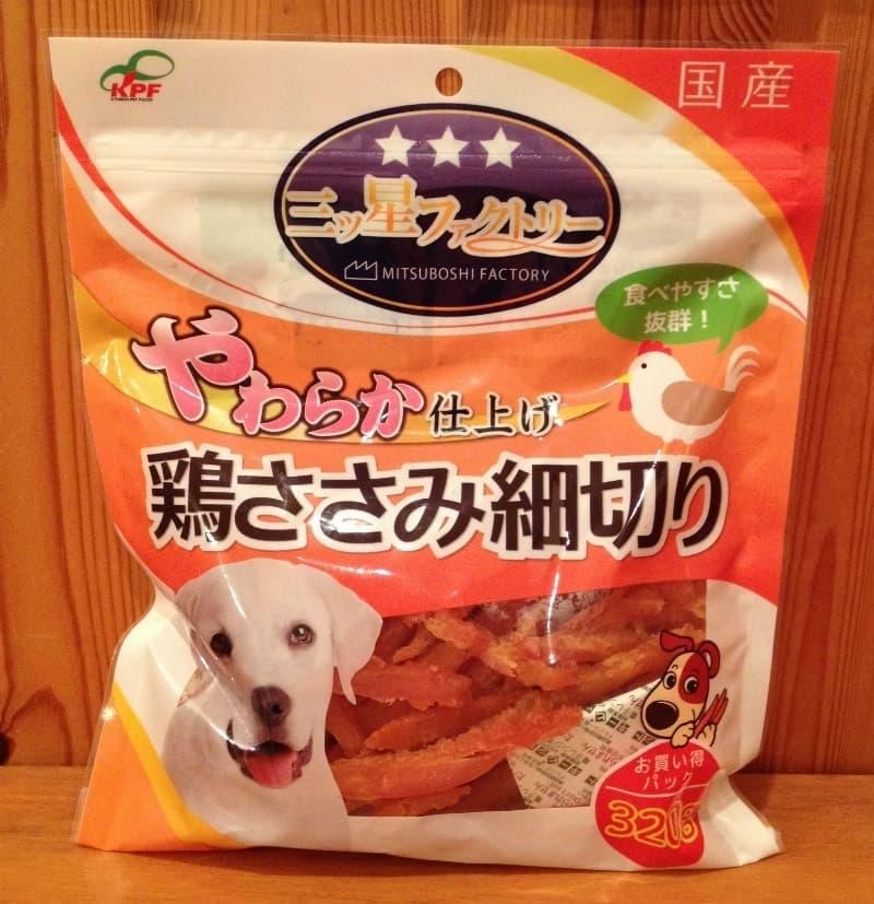 [9]が投稿したKPF やわらか 鶏ささみ細切り 間食・ドッグフードの写真