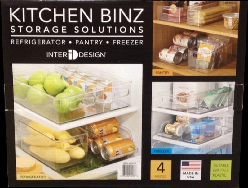 [2]が投稿したINTER DESIGN キッチンオーガナイザー 4個セットの写真