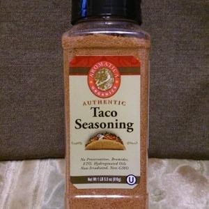 AROMATICA AUTHENTIC Taco Seasoning タコスシーズニング