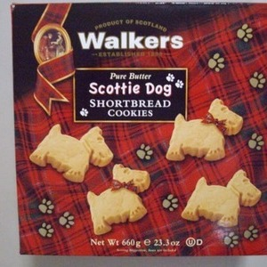 ウォーカーズ  スコッティドッグ ショートブレッドクッキー