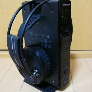 パイオニア コードレスヘッドホン SE-DRS3000C