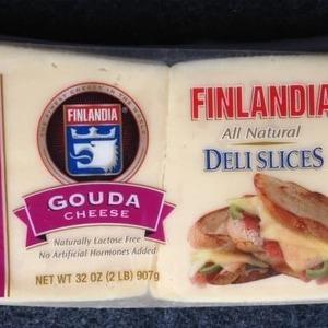 フィンランディア ゴーダチーズ スライス